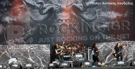 Testament @ Wacken Open Air, 04/08/12