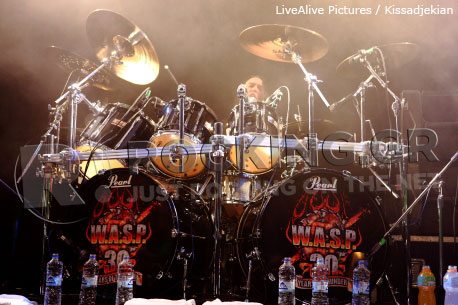 W.A.S.P., Athens, Greece, 23/11/12