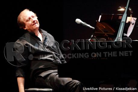 Wim Mertens, Athens, Greece, 26/11/12