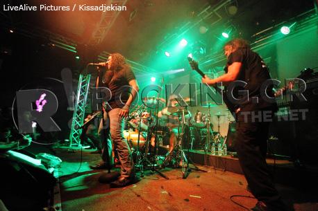 Spitfire, Athens, Greece, 15/09/12