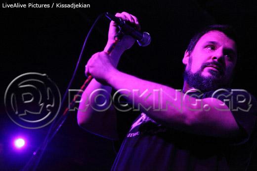 DreamLongDead, Athens, Greece, 11/05/13