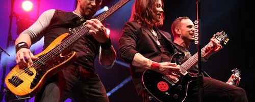 Alter Bridge, Shinedown, Halestorm @ Wembley Arena (London), 18/10/13
