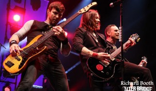 Alter Bridge, Shinedown, Halestorm @ Wembley Arena (London), 18/10/13