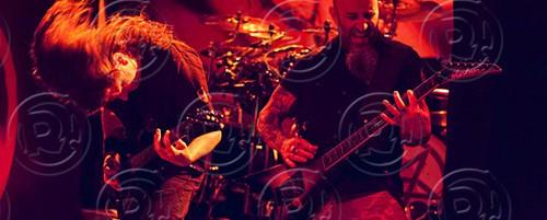 Anthrax, Exarsis @ Gagarin 205, 28/07/13
