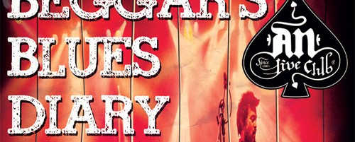 Beggar's Blues Diary, Mamma Kin, Contra Limit @ An Club, 30/03/13