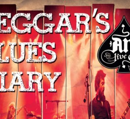 Beggar's Blues Diary, Mamma Kin, Contra Limit @ An Club, 30/03/13