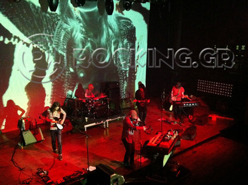 The Black Angels, Athens, Greece, 04/12/13