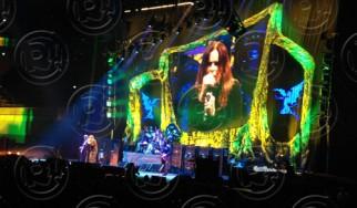 Black Sabbath, Uncle Acid And The Deadbeats @ Westfalenhalle 1 (Ντόρτμουντ), 30/11/13