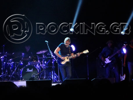 Chris Rea, London, UK, 31/10/13