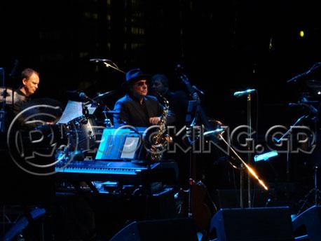 Van Morrison, London, UK, 30/10/13