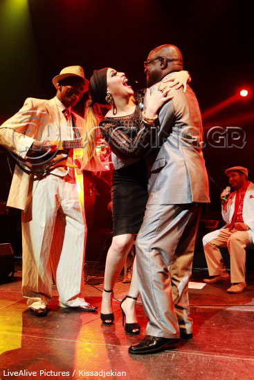 Orquesta Buena Vista Social Club, Athens, Greece, 13/11/13