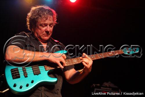 Carl Verheyen Band, Athens, Greece, 02/11/13