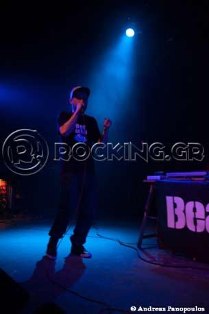 Pad Trio, Athens, Greece, 13/04/13