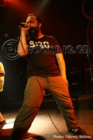 Clutch, Thessaloniki, Greece, 13/07/13