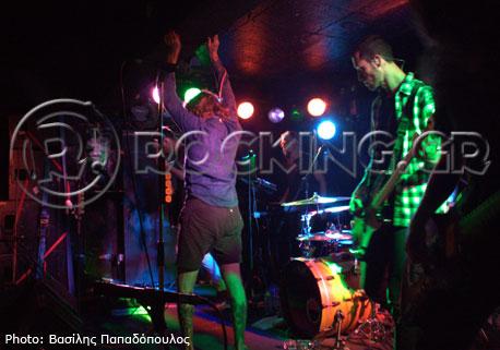 The Devil Wears, Prada, Glasgow, Scotland, 08/10/13