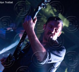 The Dillinger Escape Plan, Three Trapped Tigers, Maybeshewill @ Garage (Γλασκώβη), 05/11/13
