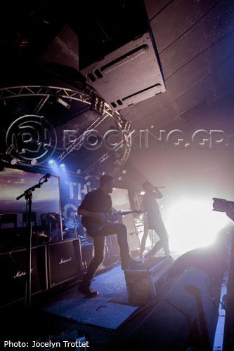 The Dillinger Escape Plan, Glasgow, Scotland, 05/11/13