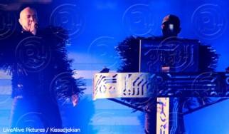 Ejekt Festival (Pet Shop Boys, Peter Hook & The Light, James Blake, Faith SFX κ.ά.) @ Πλατεία Νερού, 16/07/13
