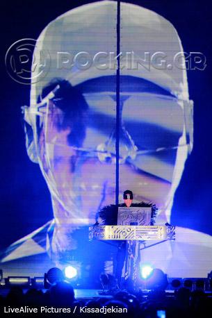 Pet Shop Boys @ Ejekt Festival, Athens, Greece, 16/07/13