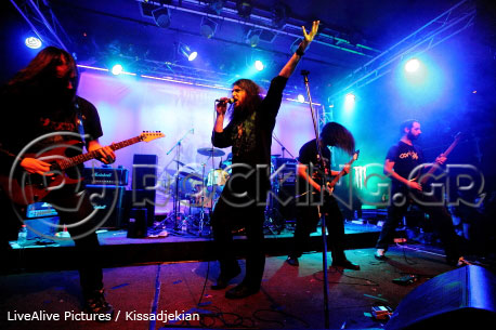 Wrathblade, Athens, Greece, 24/02/13