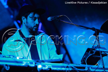 John Talabot, Athens, Greece, 14/06/13