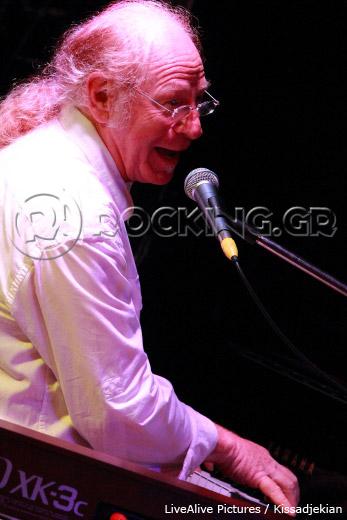 Eric Burdon, Athens, Greece, 09-11/05/13
