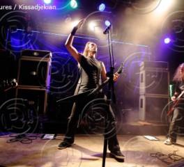 Evile, Suicidal Angels, Chronosphere @ Κύτταρο Club, 19/10/13