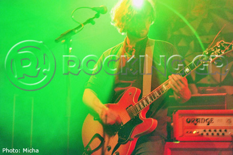 Radio Haze, Colos-Saal, Aschaffenburg, Germany, 11/06/13