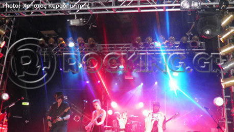Halestorm, Electric Ballroom, London, 08/03/13