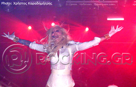 In This Moment, Electric Ballroom, London, 08/03/13