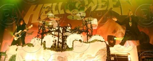 Helloween, Gamma Ray, Shadowside @ Fuzz Club, 09/03/13