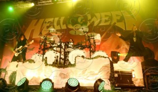 Helloween, Gamma Ray, Shadowside @ Fuzz Club, 09/03/13