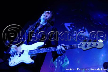 Gamma Ray, Athens, Greece, 09/03/13