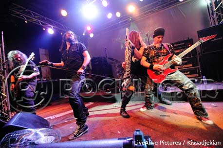 Danger Angel, Athens, Greece, 26/04/13