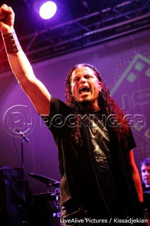 Jeff Scott Soto, Athens, Greece, 26/04/13