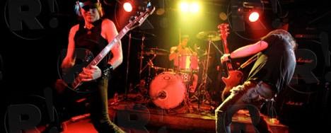 Karma To Burn, Rozbub, Universe217, Stonebringer @ AN Club, 25/01/13