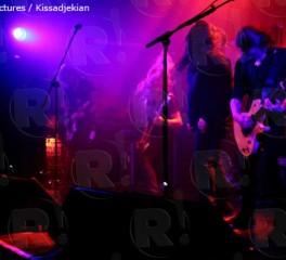 Katatonia, Scar Of The Sun, Maplerun, Me & Myself @ Gagarin 205, 22/02/12
