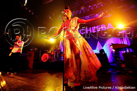 Morcheeba, Athens, Greece, 14/12/13
