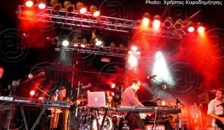Neal Morse, The Flower Kings @ Electric Ballroom, Λονδίνο, 07/03/13