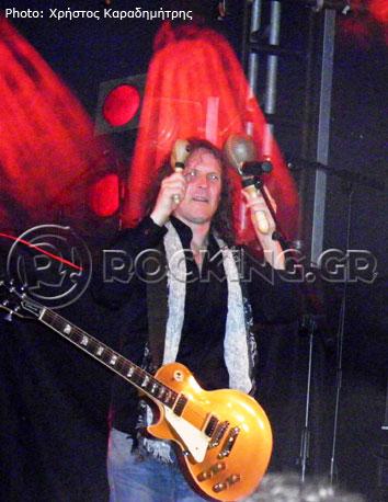 The Flower Kings, Electric Ballroom, London, 07/03/13