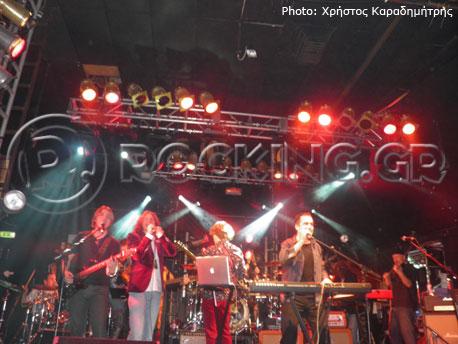 Neal Morse & The Flower Kings, Electric Ballroom, London, 07/03/13