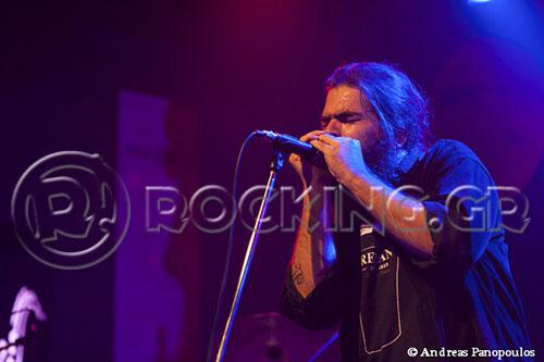 Mr. Highway Band, Athens, Greece, 18/10/13
