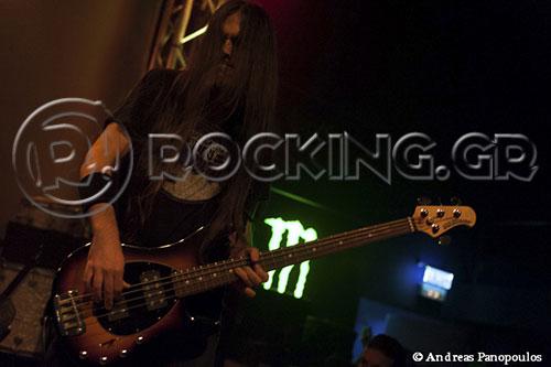 Nightstalker, Athens, Greece, 18/10/13