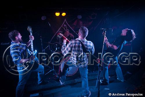 Stonebringer, Athens, Greece, 14/11/13