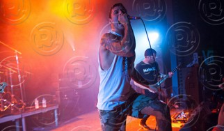 Parkway Drive, Fall Of Man, The Voldera Cult @ Gagarin 205, 11/06/13