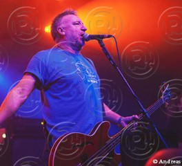 Peter Hook And The Light, The Witch Doctors Of Zimbabwe @ Gagarin 205, 06/12/13
