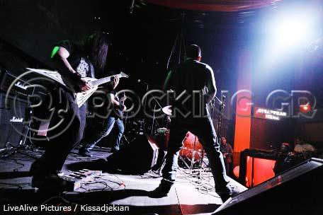 Tardive Dyskinesia, Athens, Greece, 21/04/13