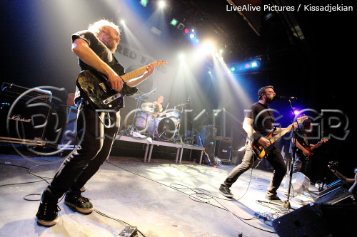 Red Fang, Athens, Greece, 04/06/13