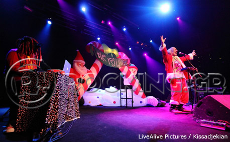 The Residents, Athens, Greece, 24/05/13