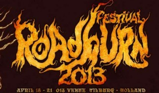 Roadburn Festival 2013 @ Tilburg, Netherlands, 17-21/04/13